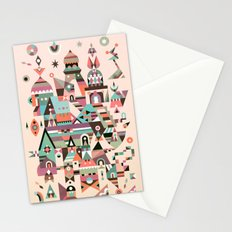 Structura 5 Stationery Cards