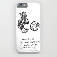for the heart-hungry iPhone 6 Slim Case