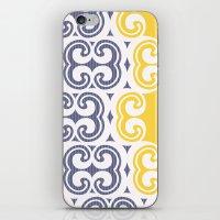 Modern Filigree  iPhone & iPod Skin