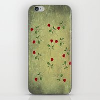 A Dozen Red Roses iPhone & iPod Skin