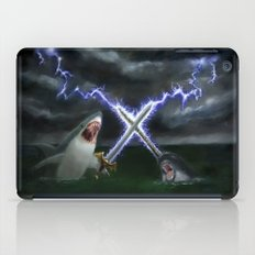Shark vs. Narwhal  iPad Case
