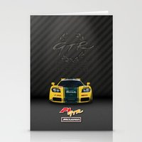 1995 McLaren F1 GTR Le M… Stationery Cards