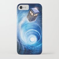 doctor who iPhone & iPod Cases featuring Doctor Who by Joe Roberts