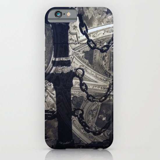 Vintage Chains iPhone & iPod Case