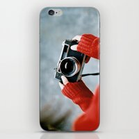 Yashica Electro 35 GSN iPhone & iPod Skin