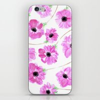 Anemone iPhone & iPod Skin
