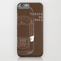 Vorsprung Durch Awesome iPhone 6 Slim Case
