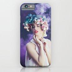 Purple smoke iPhone 6 Slim Case