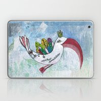 Bird of Possibility Laptop & iPad Skin