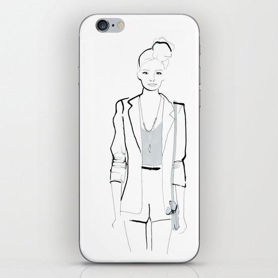Naiomi iPhone & iPod Skin