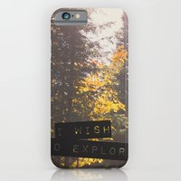I wish to explore iPhone 6 Slim Case