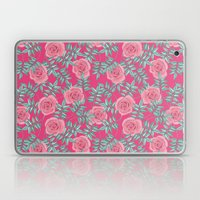 Roses Pink Laptop & iPad Skin