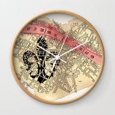 Fiume Arno Wall Clock