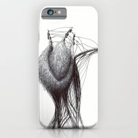 iPhone & iPod Case featuring Natural being N.5 by Óscar S. Cesteros