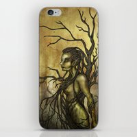 Dark Dryad iPhone & iPod Skin