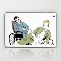 Rear Window Laptop & iPad Skin