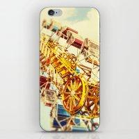 Vintage Carnival iPhone & iPod Skin