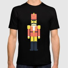 The Nutcracker Mens Fitted Tee Black SMALL