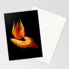 Pyrokinesis Stationery Cards