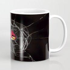Angry Birds Breaking Glass Mug
