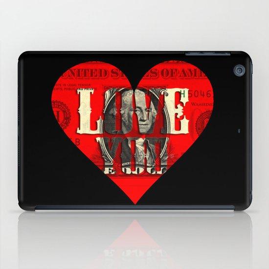 Modern Times - Real Love iPad Case
