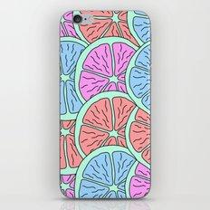 Spinning Citrus iPhone & iPod Skin