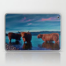 different cows Laptop & iPad Skin