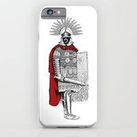 iPhone & iPod Case featuring Centurions by Pifla