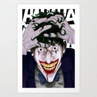 The Killing Joke Art Print