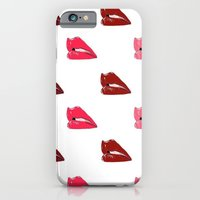 Christina Lips iPhone 6 Slim Case