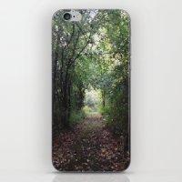 Natures Path iPhone & iPod Skin