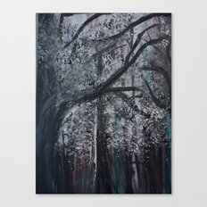 Dead Winter Canvas Print