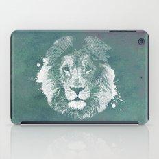 Lion's mark iPad Case