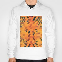Gold Pattern Hoody