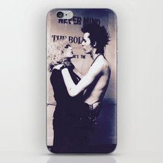 Envy And Impatience iPhone & iPod Skin