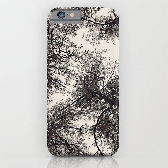 tree tops iPhone & iPod Case
