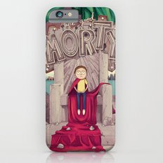 The GOOD Morty Slim Case iPhone 6s