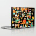 The Chipper Widget (Remix) Laptop & iPad Skin