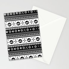 Ugly Sweater Society6 Stationery Cards