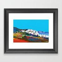 0071-Mediterranean 2 Ba Framed Art Print