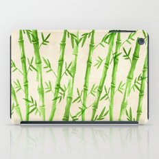 Bamboo Pattern iPad Case