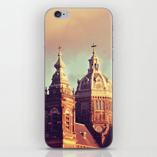 Fly With Me iPhone & iPod Skin
