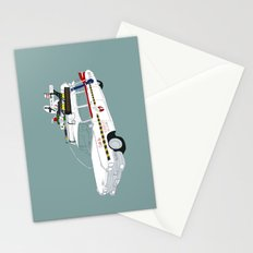 Ecto-1A Stationery Cards