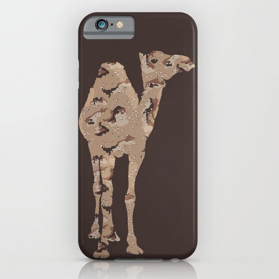 Camelflage iPhone & iPod Case