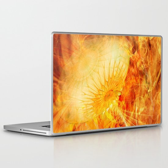 War of the Worlds Laptop & iPad Skin