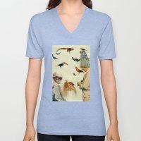 Ornithology Unisex V-Neck