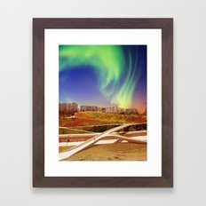 Port Mortum Framed Art Print