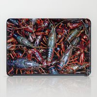 Crawfish iPad Case