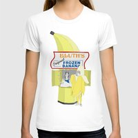 T-shirt featuring There's Always Money in the Banana Stand. by Mexican Zebra