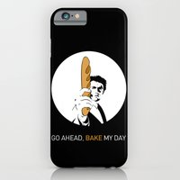iPhone & iPod Case featuring Go ahead, bake my day II by Biscayne